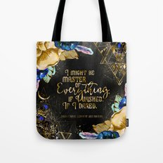 Master of Everything (ACOMAF) Tote Bag