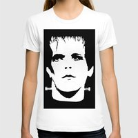 lou reed T-shirts featuring Lou Reed Reanimated  by Spirit Monster