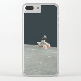 We Have a Problem Clear iPhone Case