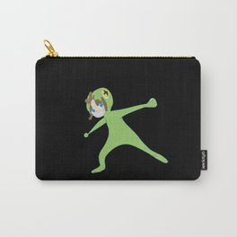 Green suit Carry-All Pouch