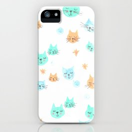 CATS. CATS. CATS! iPhone Case