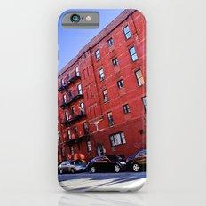 New York City Buildings NYC iPhone 6s Slim Case