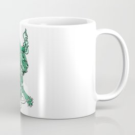 Anarchy Skeleton - Mountain Meadow Coffee Mug