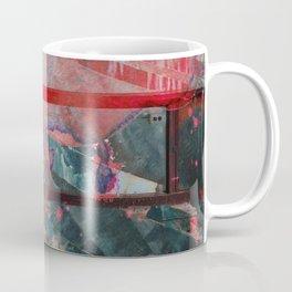 old school no.6 Coffee Mug