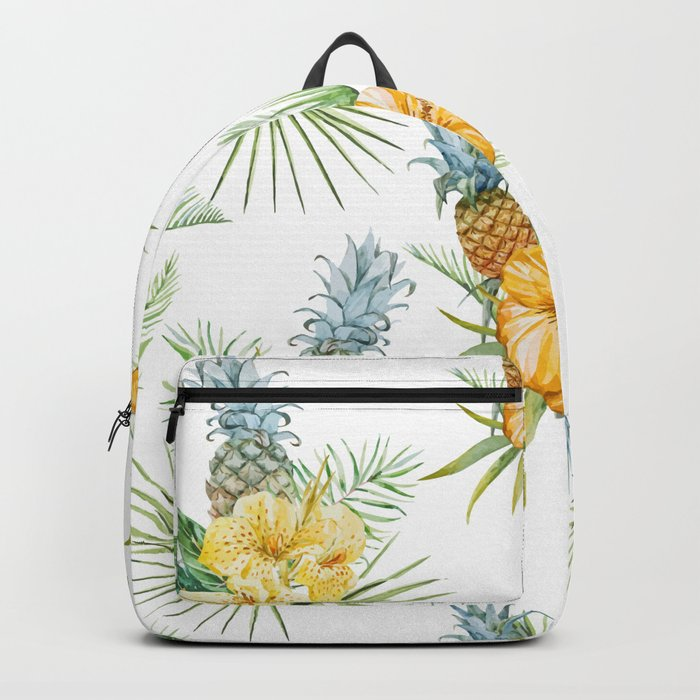 Pineapple Pattern 01 Backpack