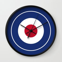 RAF Type D Roundel Wall Clock