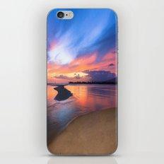 Paradise Sunset 8 iPhone & iPod Skin