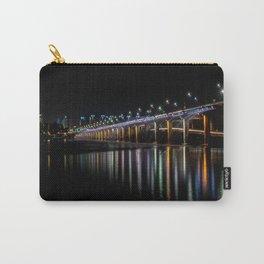 Banpo Bridge Fountain Carry-All Pouch