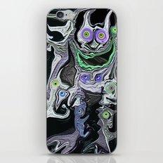 Metatron's Cube iPhone & iPod Skin