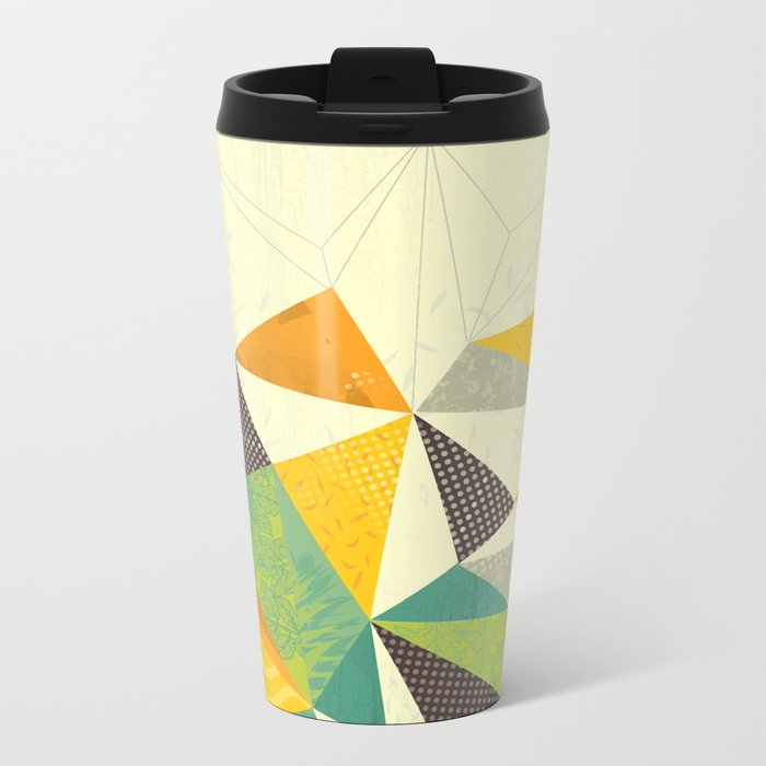 Nature Metal Travel Mug