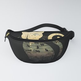 For The Love of Cats Fanny Pack