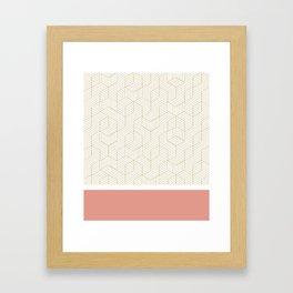 CUATRO Framed Art Print