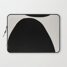 Abstract Forms: Boulder Laptop Sleeve