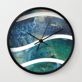 Shore Line Wall Clock