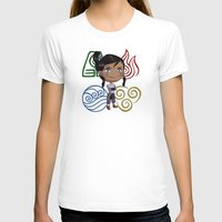 korra T-shirts featuring Avatar Korra by sambeawesome