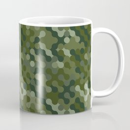 Camouflage Pattern | Camo Stealth Hide Military Coffee Mug
