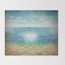 Insta Beach Throw Blanket