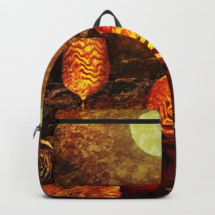 Das letzte Glas Backpack