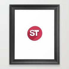 Supreme Shortcodes Framed Art Print