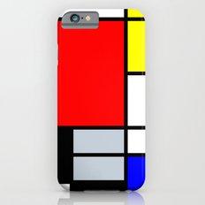 Mondrian iPhone 6 Slim Case