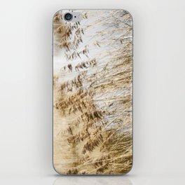 Riverside Grass iPhone Skin