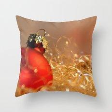 MERRY CHRISTMAS - ORIGINAL Throw Pillow