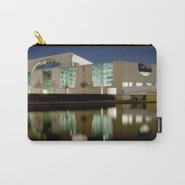 Nocturnal landscape of Berlin Carry-All Pouch