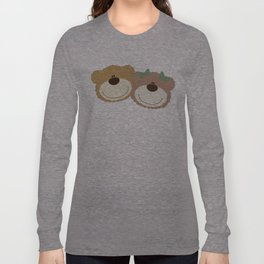 WE♥BEARS Long Sleeve T-shirt