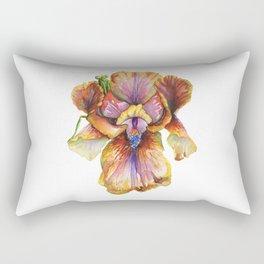 Lord of the Iris Kingdom Rectangular Pillow