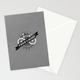 Free To Ride Stationery Cards