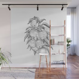 how do you like them apples? Wall Mural