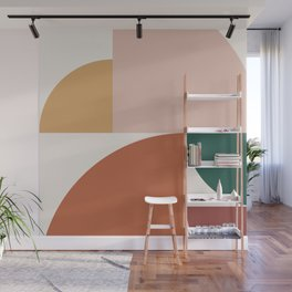 Abstract Geometric 10 Wall Mural