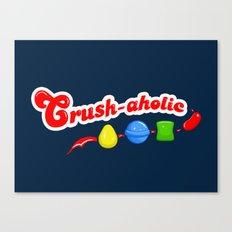 Crush-aholic Canvas Print
