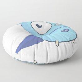 Golang Super Gopher Floor Pillow