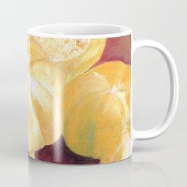 Composition with pumpkins Coffee Mug