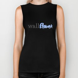 Wallflower Biker Tank
