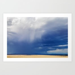 New Mexico - Quenching A Thirsty Land Art Print
