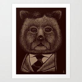 """Teddy"" Roosevelt Art Print"