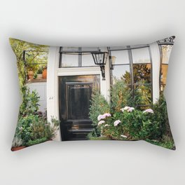 AMSTERDAM / House Entrance Rectangular Pillow