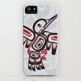 Hummingbird Lund iPhone Case