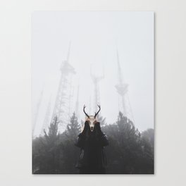 The place beyond the pines Canvas Print