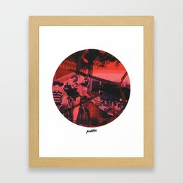 Lotto Colours Framed Art Print