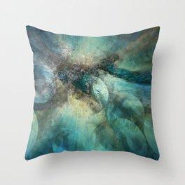 ENDLESS TIME Throw Pillow