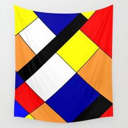 Mondrian #18 Wall Tapestry
