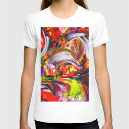 Abstract perfekton 61 T-shirt
