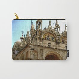 St Mark's Square Carry-All Pouch