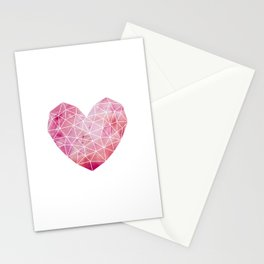 Heart No.1 Stationery Cards