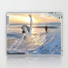 Like a wave Laptop & iPad Skin