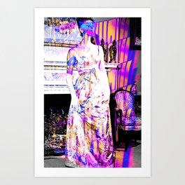 Viddy Well Art Print