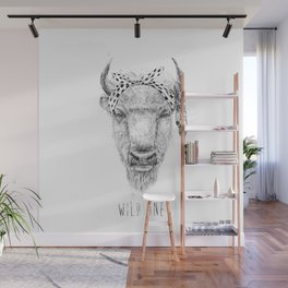 Wild one Wall Mural